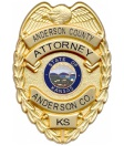 Anderson County Kansas County Attorney Logo